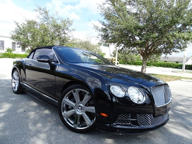 Pre-Owned 2012 Bentley Continental GT AWD