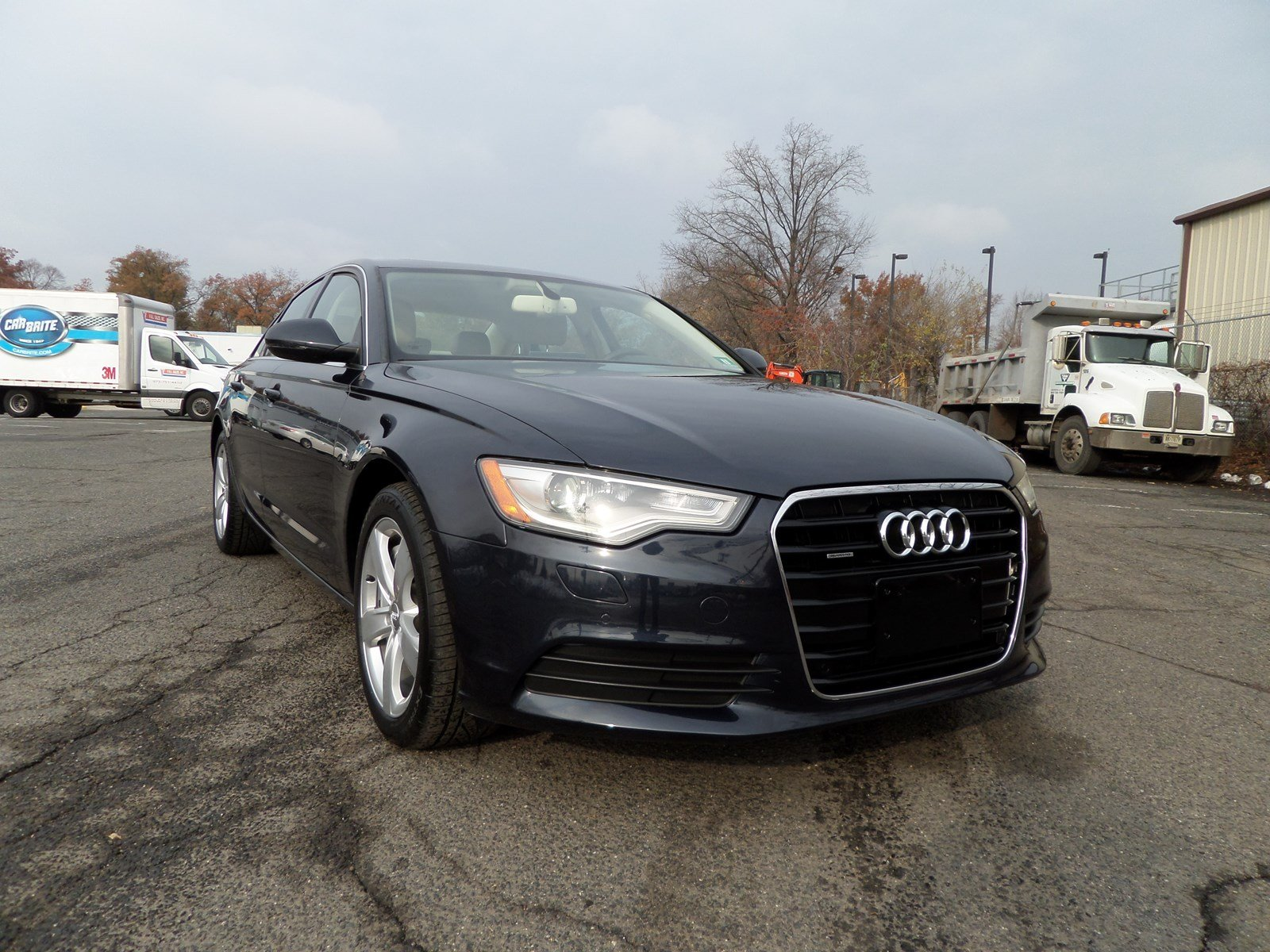 Pre-Owned 2012 Audi A6 3.0T Premium Plus