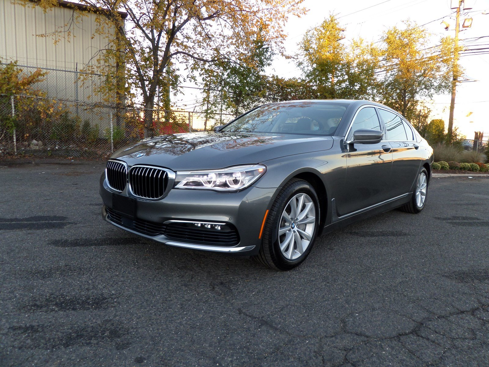 Pre Owned 2016 BMW 7 Series 750i xDrive 4dr Car in Teterboro