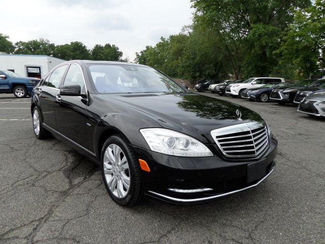 Pre-Owned 2010 Mercedes-Benz S-Class S 400 Hybrid