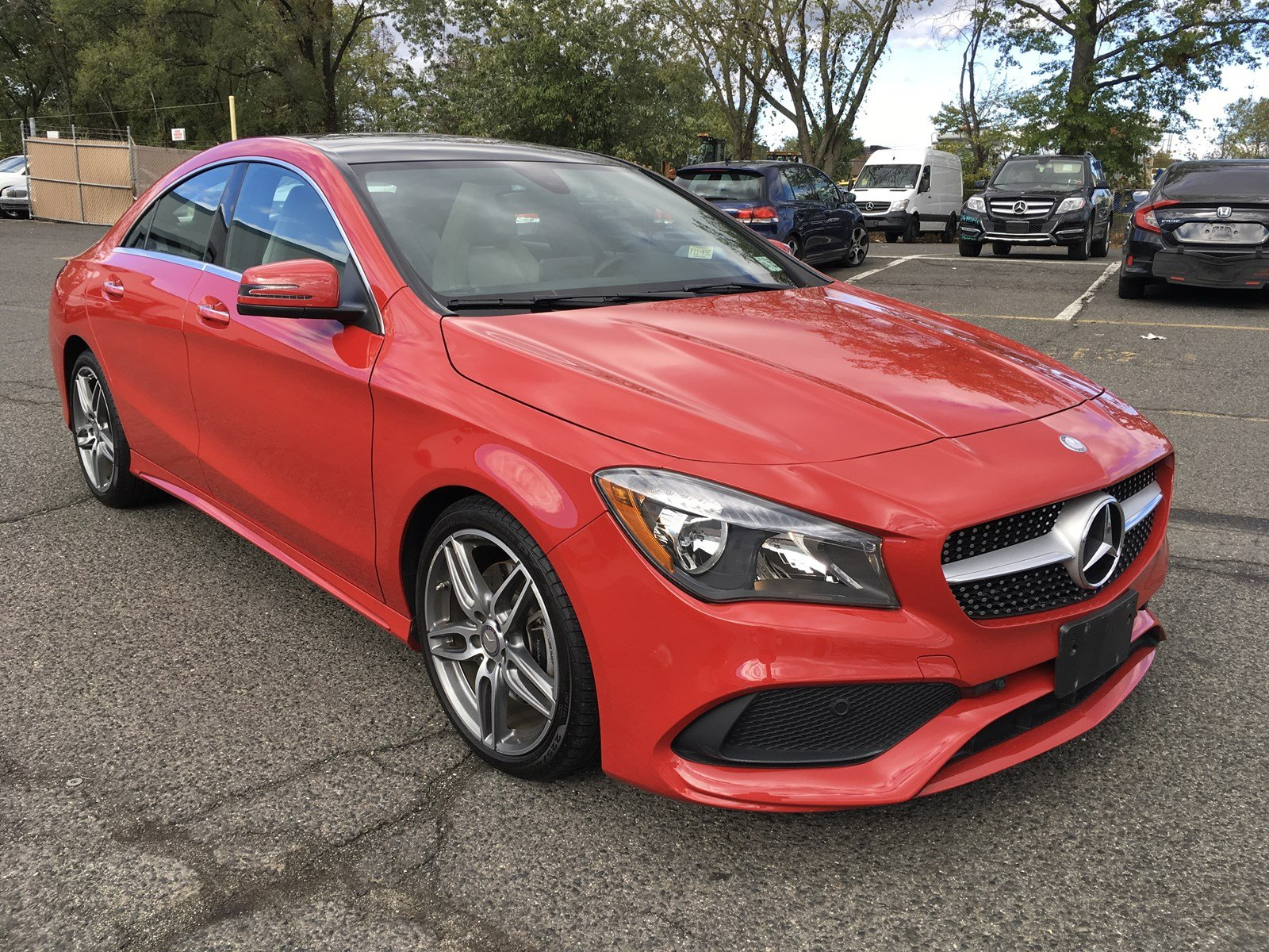 Pre-Owned 2017 Mercedes-Benz CLA CLA 250