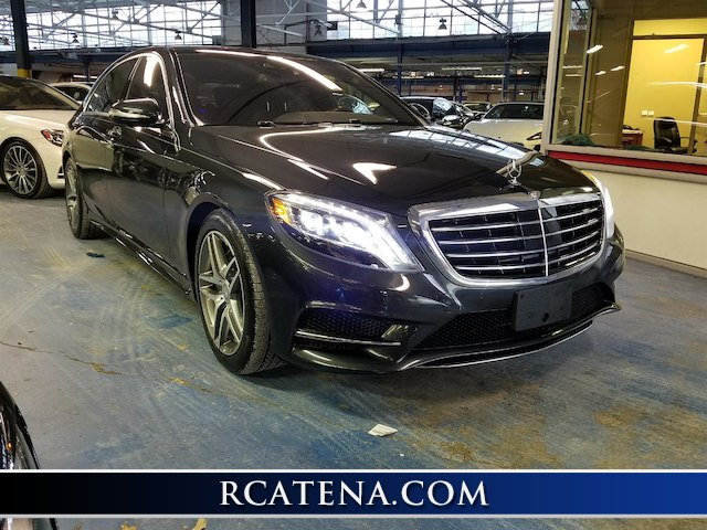 Pre-Owned 2015 Mercedes-Benz S 550