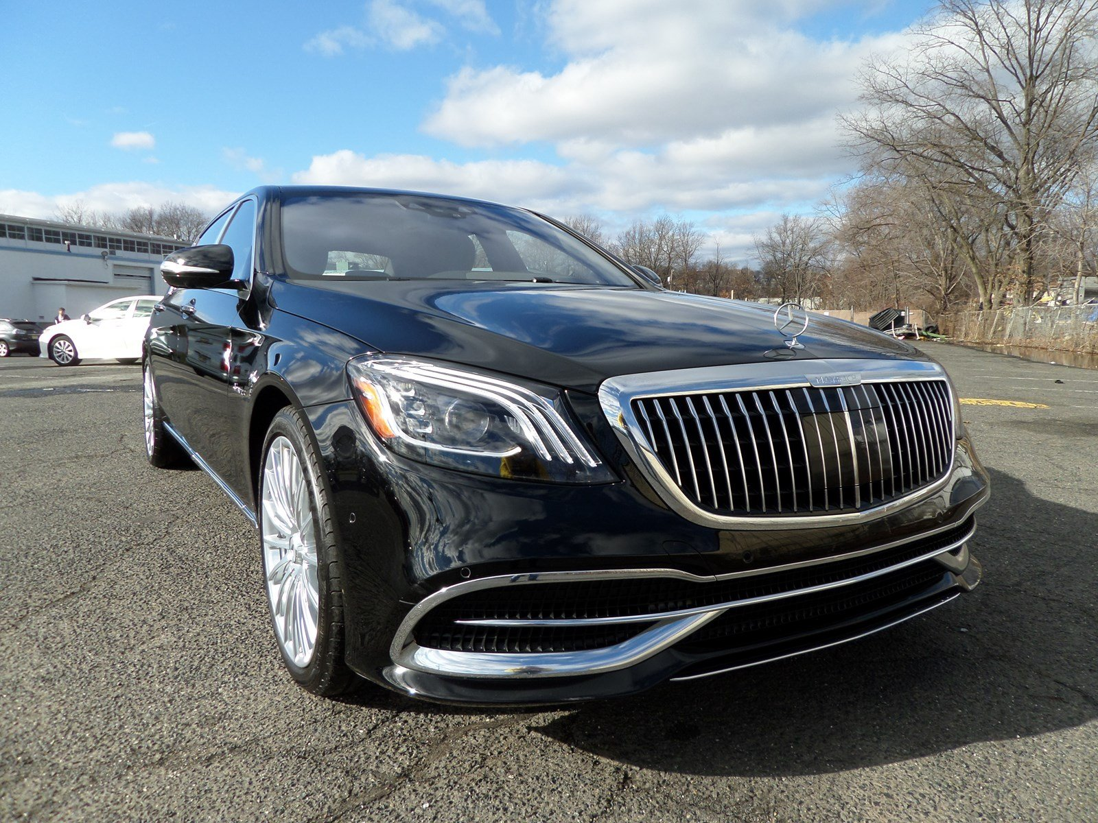Pre-Owned 2019 Mercedes-Benz S-Class Maybach S 560