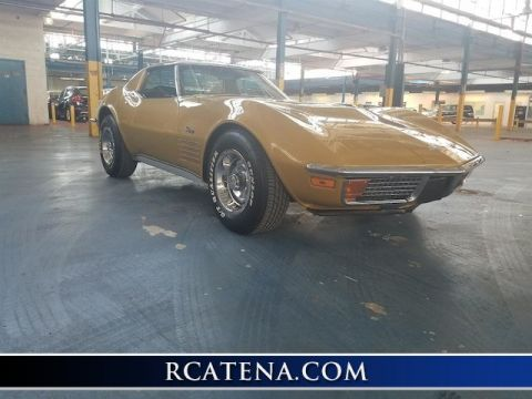 Pre-Owned 1972 Chevrolet CORVETTE