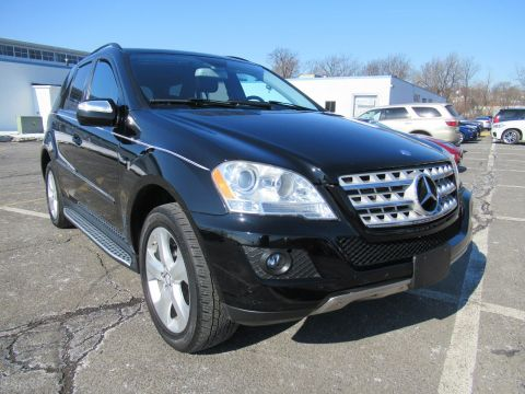 Pre-Owned 2010 Mercedes-Benz M-Class ML 350 BlueTEC®