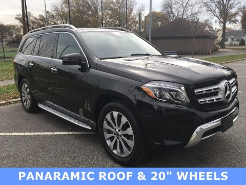 Pre-Owned 2018 Mercedes-Benz GLS GLS 450 AWD