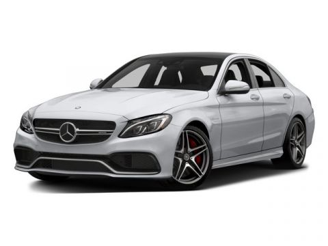Pre-Owned 2016 Mercedes-Benz C-Class AMG® C 63 S