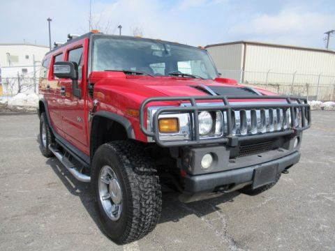 Pre-Owned 2004 HUMMER H2