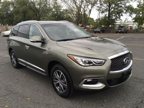 Pre-Owned 2016 INFINITI QX60 AWD