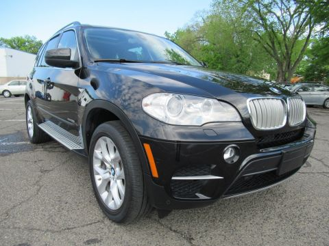 Pre-Owned 2013 BMW X5 xDrive35i Premium