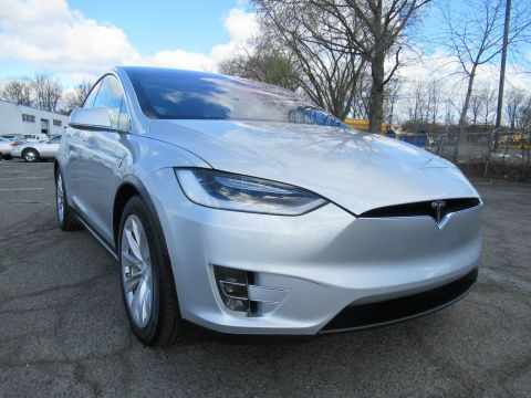 Pre-Owned 2016 Tesla Model X 60D With Navigation & AWD
