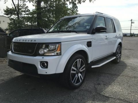 Pre-Owned 2016 Land Rover LR4 HSE LUX Landmark Edition