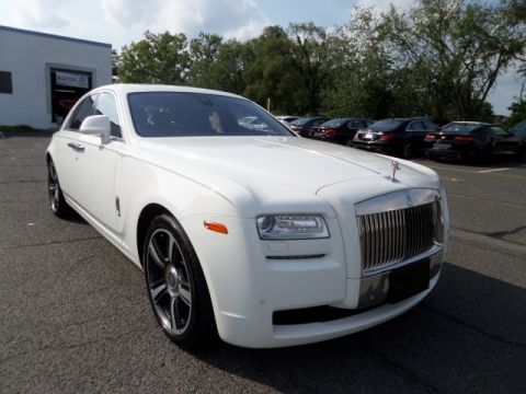 Pre-Owned 2014 Rolls-Royce Ghost With Navigation