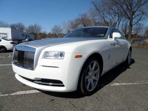Pre-Owned 2015 Rolls-Royce Wraith With Navigation