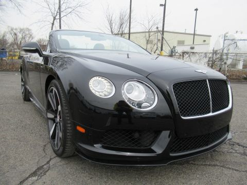 Pre-Owned 2015 Bentley Continental GT V8 S With Navigation & AWD