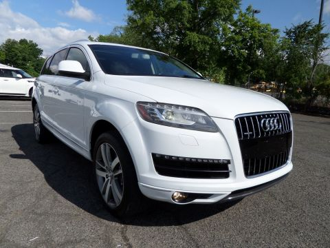Pre-Owned 2012 Audi Q7 3.0T Premium Plus