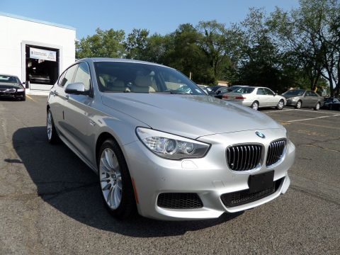 Pre-Owned 2016 BMW 5 Series Gran Turismo 535i xDrive