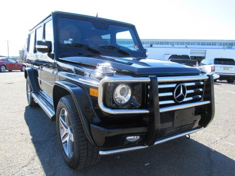Pre-Owned 2009 Mercedes-Benz G-Class 5.5L AMG®