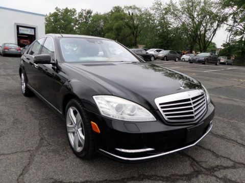Pre-Owned 2010 Mercedes-Benz S-Class S 550