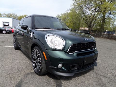 Pre-Owned 2014 MINI Cooper Paceman John Cooper Works
